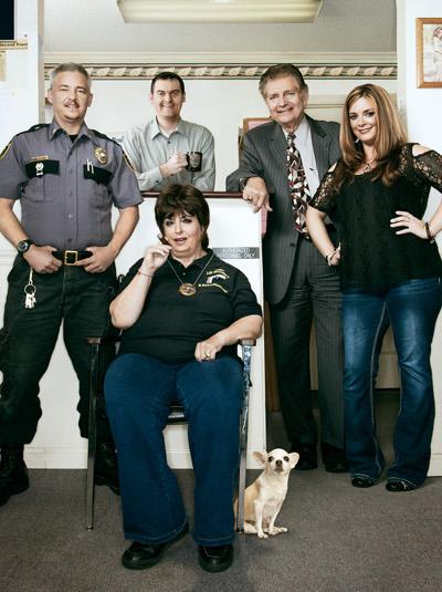 Small Town Security Season 2 Cast Photos 1 - Small Town Security Season 2 Cast Photos