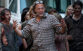 Greg Nicotero Teaches Zombie Walking; <em>Paste</em> on Lori Grimes