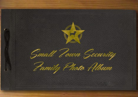 Small Town Security Family Photo Album 1 - Small Town Security Family Photo Album