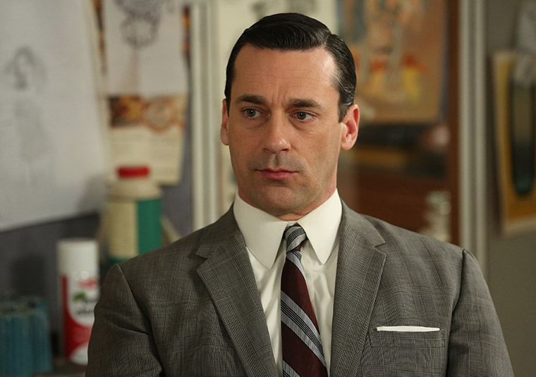Don Draper (Jon Hamm) in Mad Men