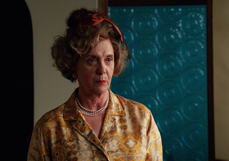 Dot Campbell (Channing Chase) in Mad Men