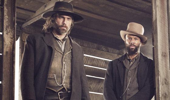 <em>Hell on Wheels</em> Season 2 DVD Available Jul. 16; Common Nominated for BET Award