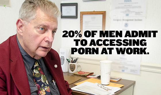 Photos &#8211; <em>Small Town Security</em> NSFW Workplace Statistics