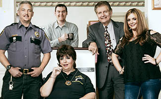 <em>Small Town Security</em> Cast to Live Tweet During the Season 2 Premiere
