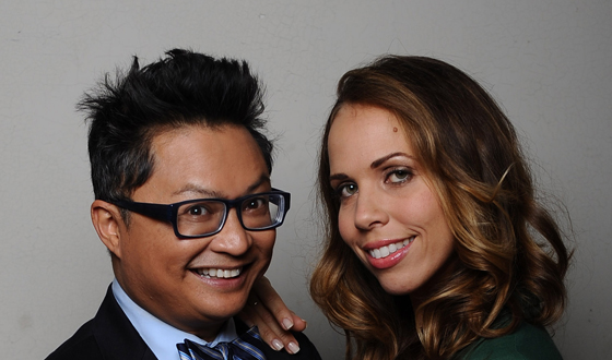 <em>Showville</em> Talent Coaches Alec Mapa and Lisette Bustamante Live Tweet During Series Premiere