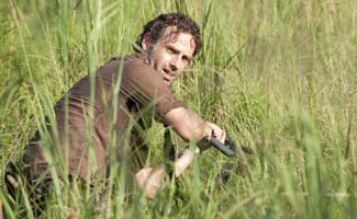 Andrew Lincoln Speaks With <em>The Guardian</em>; Class Begins at Greg Nicotero&#8217;s Zombie School