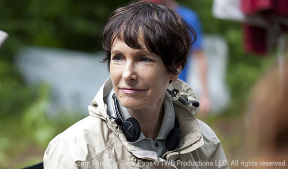 Dispatches From the Set – Gale Anne Hurd (Executive Producer)