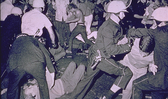 1960s Handbook – 1968 Democratic Convention and Riots