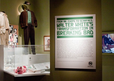 Breaking Bad Exhibit at New York's Museum of Moving Image