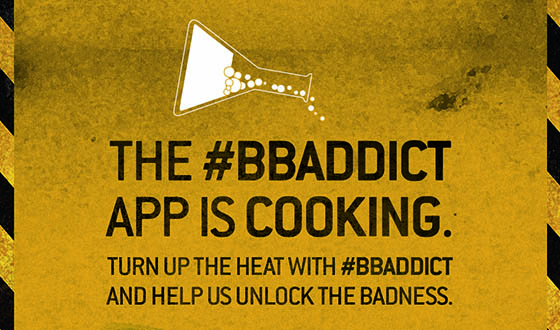 Want to Unlock a New <em>Breaking Bad</em> App? Share #BBaddict on Facebook and Twitter Now!