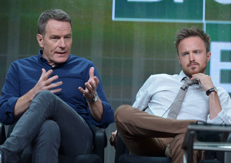 Breaking Bad 2013 Summer TCA Panel Photos