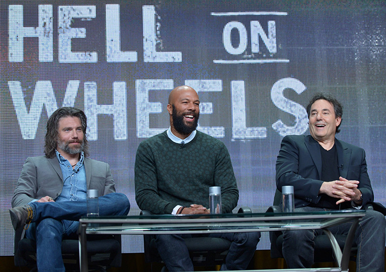 Hell on Wheels 2013 Summer TCA Panel Photos