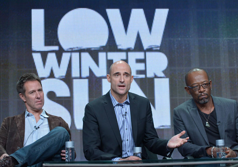 <i>Low Winter Sun</i> 2013 Summer TCA Panel Photos