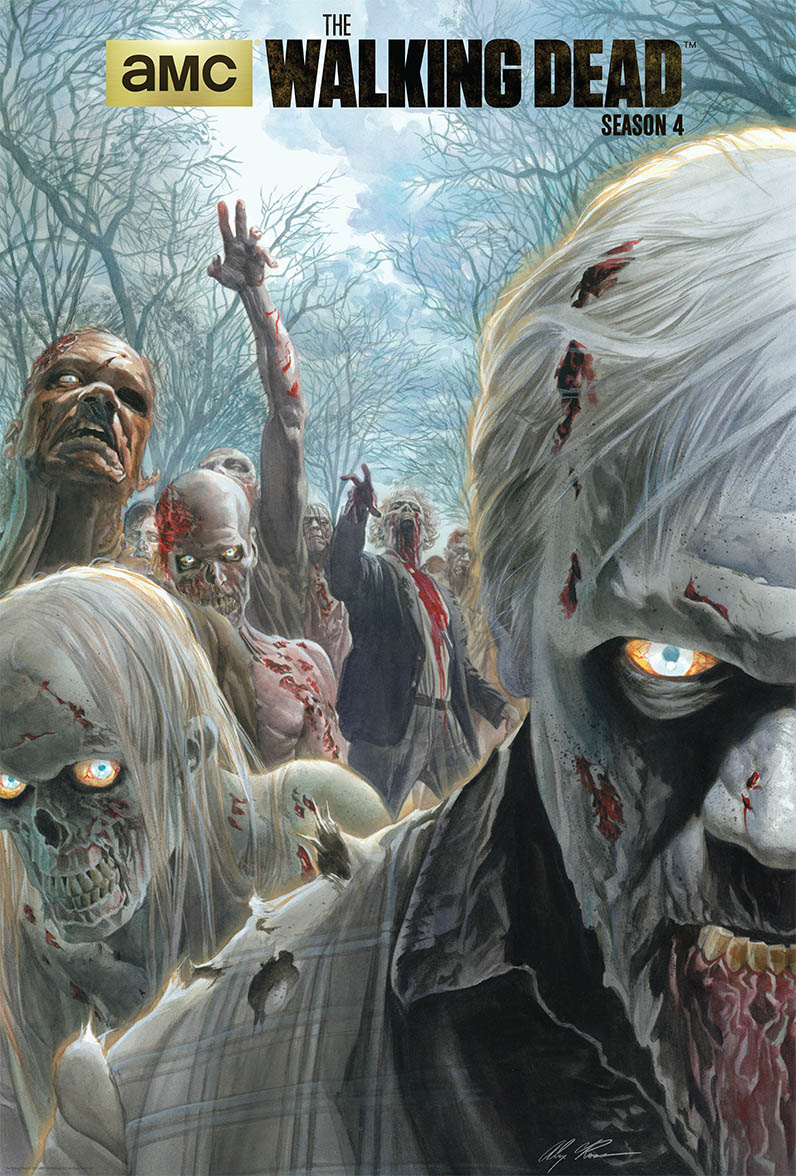 blogs the walking dead alex ross s the walking dead. Black Bedroom Furniture Sets. Home Design Ideas