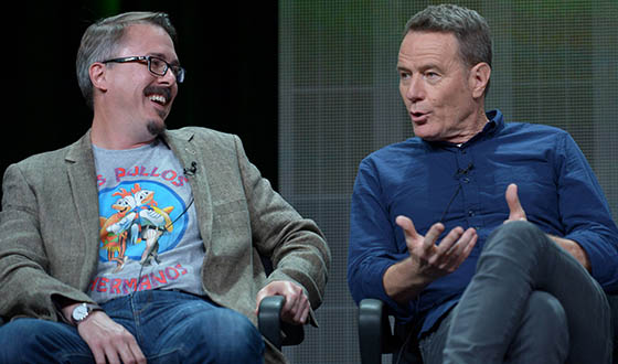 Photos &#8211; <em>Breaking Bad</em> Cast &#038; Creator at TCA Summer 2013 Press Tour