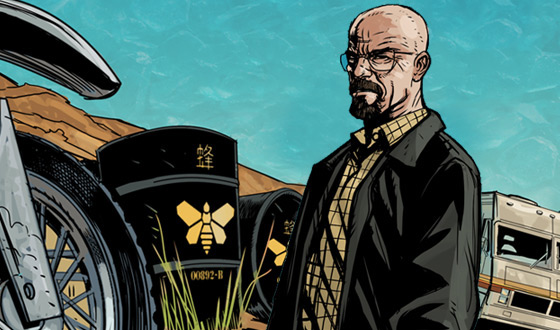<em>Breaking Bad: All Bad Things</em> Recap Comic Chapter 1 Now Online