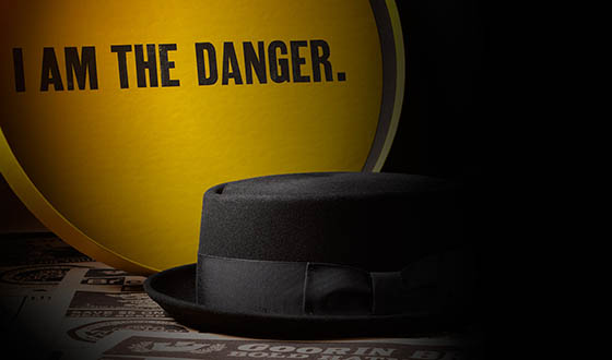 Goorin Brothers to Release Official Heisenberg Porkpie Hat at Comic-Con