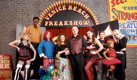 <em>Freakshow</em> Interviews With the Cast