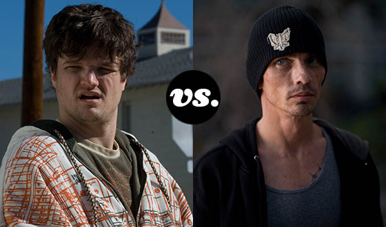 <em>Breaking Bad</em> Marathon Poll: Who Would Win in a Fight &#8211; Badger or Skinny Pete?