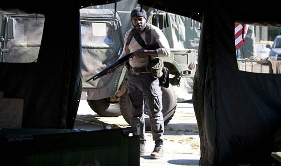 Tyreese (Chad Coleman) - The Walking Dead
