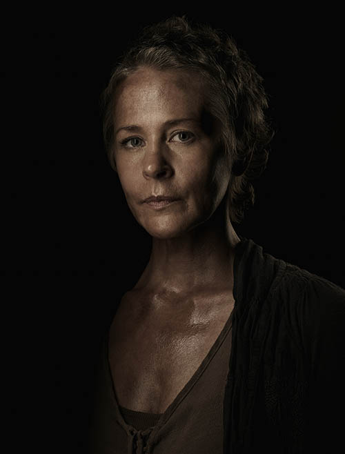 Carol Peletier (Melissa McBride) of The Walking Dead