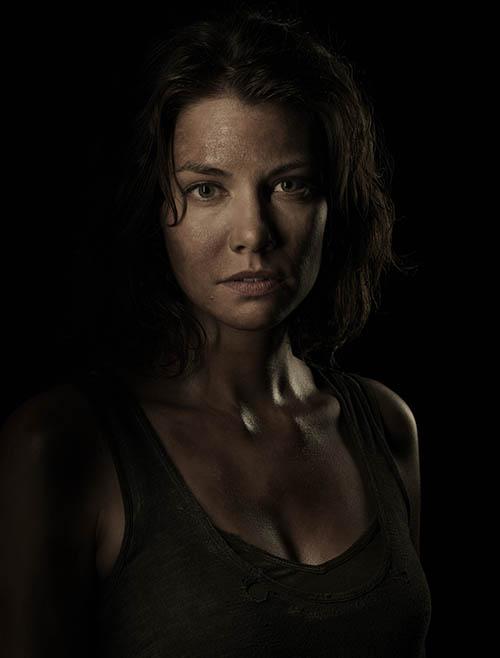 Maggie Greene (Lauren Cohan) - The Walking Dead