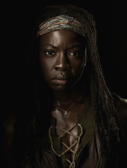 Michonne (Danai Gurira) - The Walking Dead