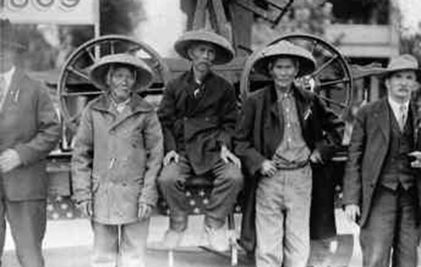 Hell on Wheels Handbook – Chinese Laborers of the Central Pacific Railroad