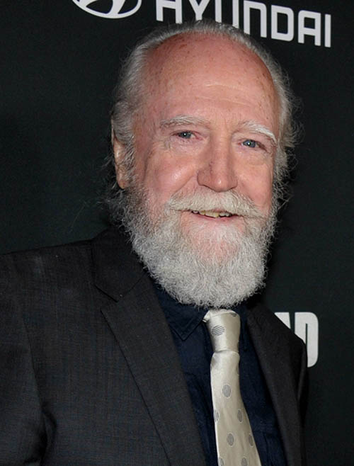 Scott Wilson (Hershel Greene) at The Walking Dead Season 4 Premiere Party