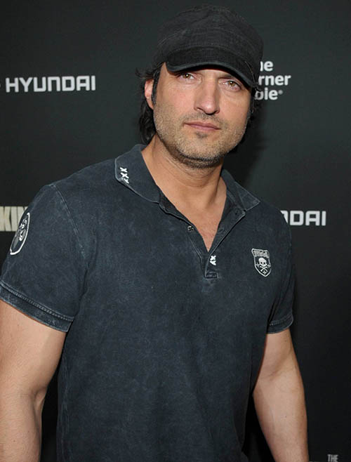 Robert Rodriguez - The Walking Dead Season 4 Premiere Party