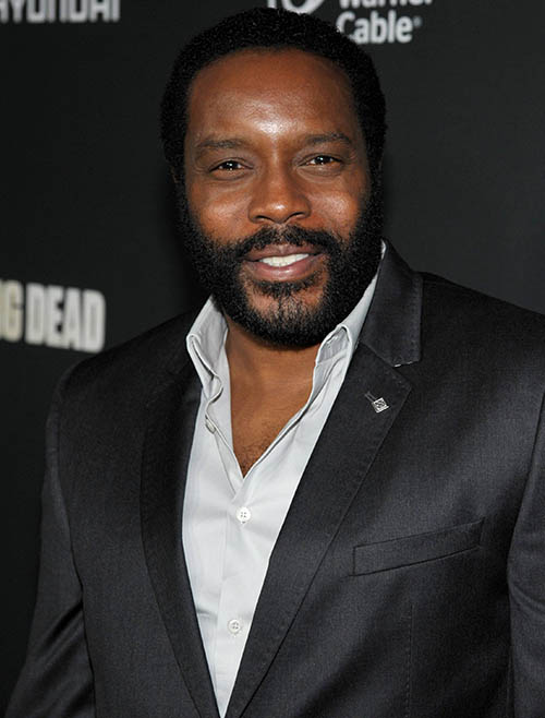 The Walking Dead Season 4 Premiere Party - Chad L. Coleman (Tyreese)