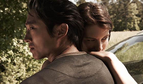 Steven Yeun, Lauren Cohan Talk Glenn &amp; Maggie With <em>EW</em>; <em>Variety</em> Likes Season 4's First Two Episodes