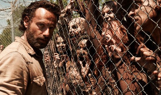 AMC Renews <i>The Walking Dead</i> for a Fifth Season
