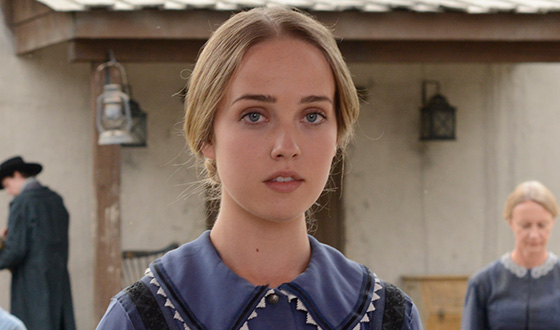 siobhan williams leaves hell on wheels