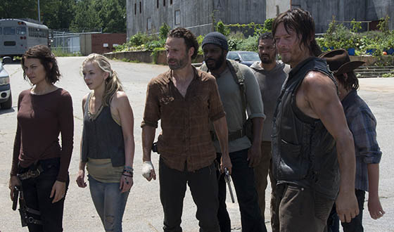 <em>The Walking Dead</em> Season 4 Marathon This Sunday