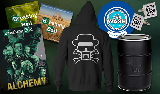 Have a Walter White Christmas Thanks to the <em>Breaking Bad</em> Holiday Gift Guide
