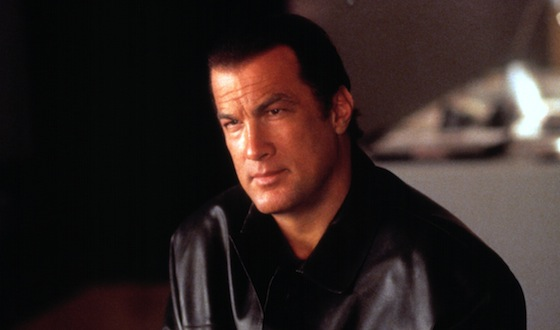 8 Movies, 7 Quizzes and 6 Fun Facts for Steven Seagal Fans