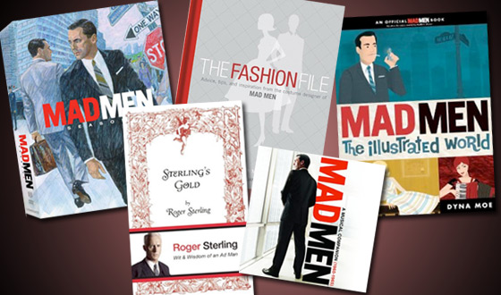 Convert New Maddicts With Some Help From the <em>Mad Men</em> Holiday Gift Guide