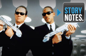 Story Notes for <em>Men in Black</em>