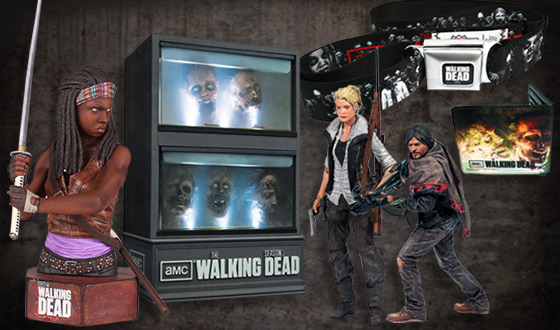 <em>The Walking Dead</em> Holiday Gift Guide