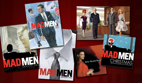 Need a Last Minute Holiday Gift? Here Are More Ideas For <em>Mad Men</em> Fans