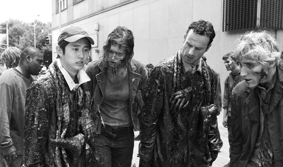 New Photos from <i>The Walking Dead</i>&#8216;s First Three Episodes