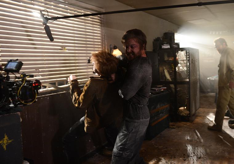 Breaking Bad Series Finale Behind the Scenes Photos