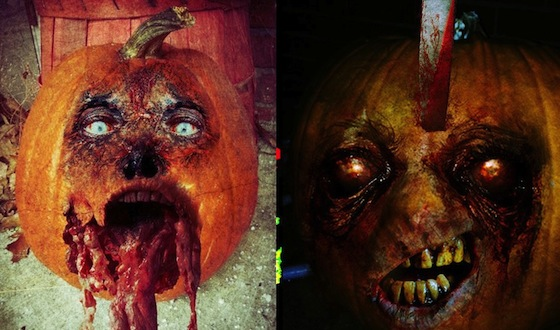 Photos – 12 Objects Zombified With AMC's Dead Yourself App