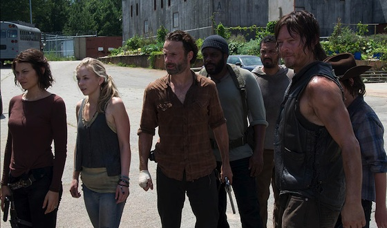 <em>Talking Dead</em> Polls for First Half of <em>The Walking Dead</em> Season 4