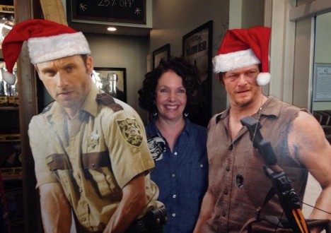 the-woodbury-shoppe-carrie-daryl-rick-posters