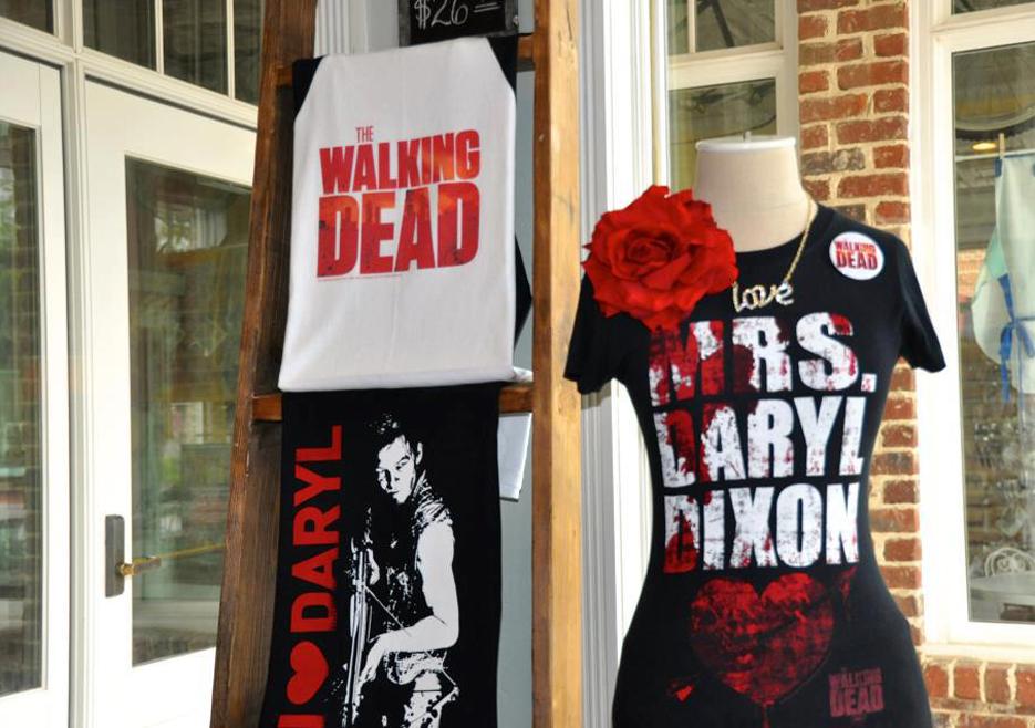The Walking Dead T-shirts