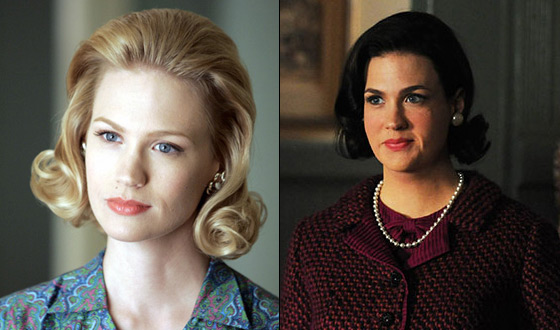 Look Back at Memorable Betty Moments Then Vote on Whether You Prefer Her Blonde or Brunette