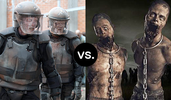 Zombie Bowl 2014: Which Walker Scares You Most? Vote Now!