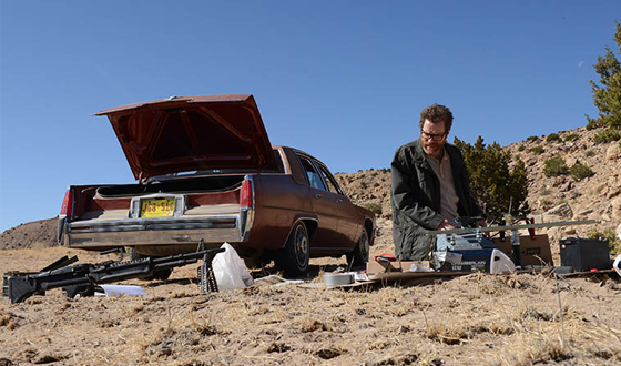 <em>Breaking Bad</em>&#8216;s Mark Freeborn Nominated for Art Directors Guild Award